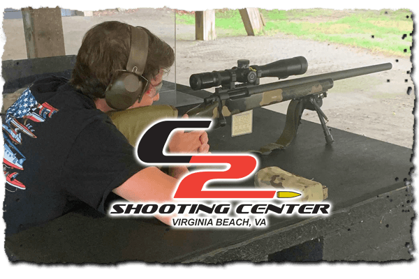 C2 shooting center long gunner